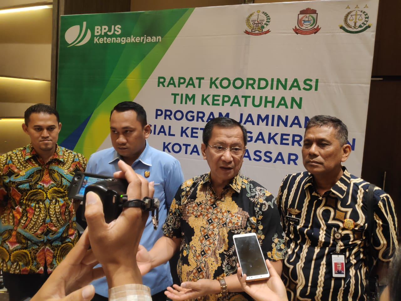 Menunggak Iuran Bpjs Tk 12 Perusahaan Di Makassar Ditangani Kejaksaan Makassar Terkini
