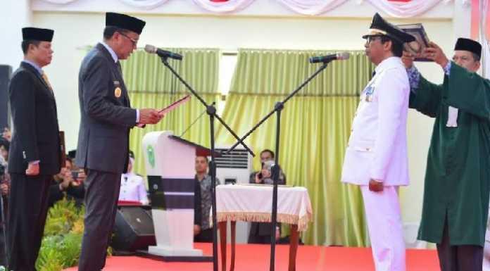 Gubernur lantik Wakil Bupati Barru