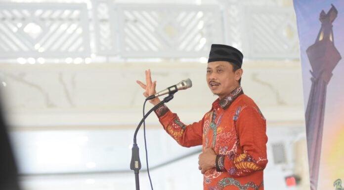 Imam Besar Islamic Centre New York, Shamsi Ali
