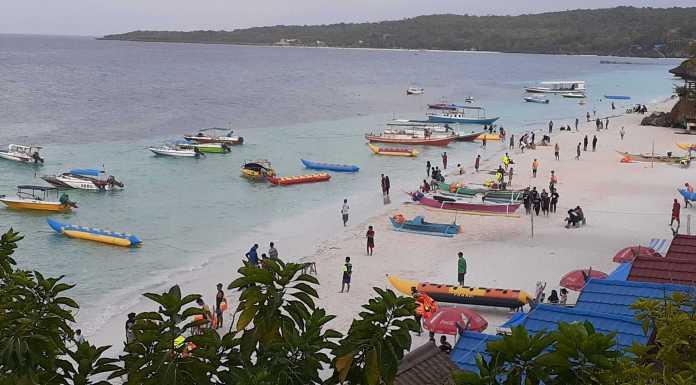 Terapkan Protokol Kesehatan Kawasan Wisata Tanjung Bira Resmi Dibuka