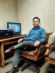 Wasekjen DPP HIMAS Asran Siara