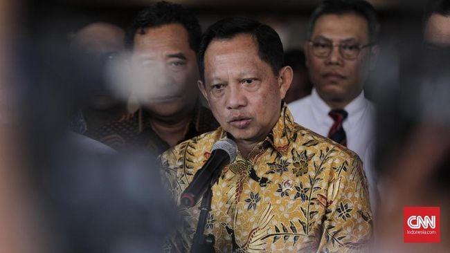 Menteri Dalam Negeri, Tito Karnavian/ Ist
