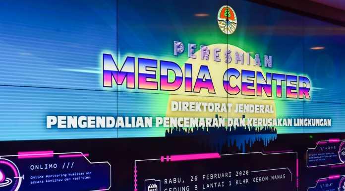Media CenterSistem Informasi PPKL