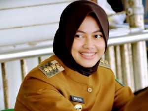 Bupati Nunukan Hj Asmin Laura Hafid