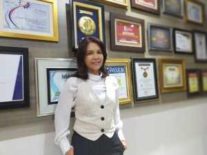 Plt Dirut Bank Sulselbar, Nuryanti Sultan