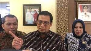 Penjabat Wali Kota Makassar, M Iqbal Samad Suhaeb