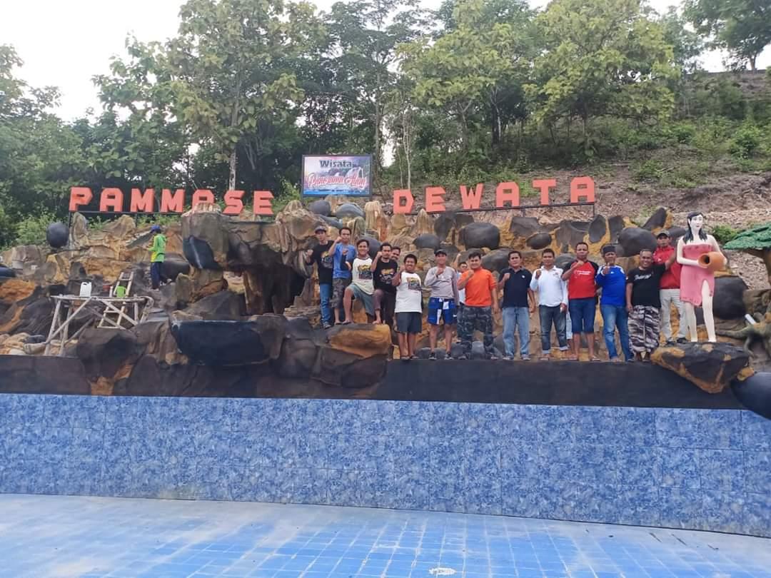 Keren Inilah Pammase Dewata Obyek Wisata Baru Di Sidrap Makassar Terkini