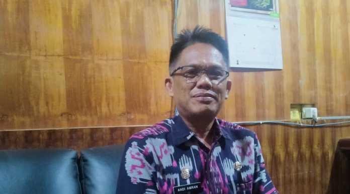 Kepala Dinas Komunikasi, Informatika dan Persandian (Diskominfo) Kabupaten Bone Andi Amran