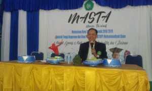 Ketua STKIP Muhammadiyah Bone Muhammad Jufri Rasyid