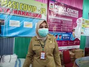 Kepala Dinas Kesehatan Kota Makassar Naisyah Tun Azikin