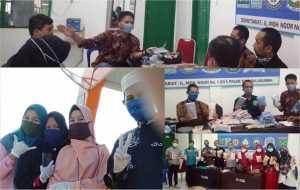 Badan Komunikasi Pemuda Remaja Masjid Indonesia (BKPRMI) kabupaten Bulukumba tak ketinggalan dalam melakukan pencegahan Covid-19.    Pada hari Kamis 02 April 2020