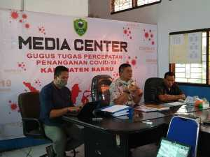 Update Covid-19 di Barru, ODP Kembali Berkurang Jadi 52