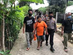 Komunitas Pasapeda Makassar melalui Gust Makassar dan Pangkep menemui anak korban perundungan yang viral di Kabupaten Pangkep