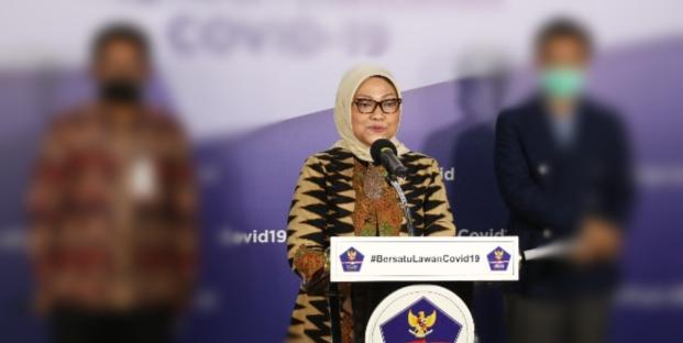 Menteri Ketenagakerjaan RI, Ida Fauziyah
