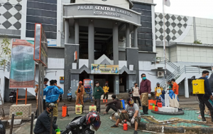 Pasar Lakessi Parepare