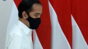 Jokowi panik