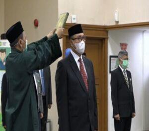 Dirjen Pelayanan Kesehatan Prof Abdul Kadir