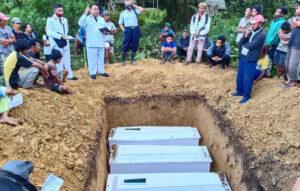 pembunuhan empat jemaat gereja