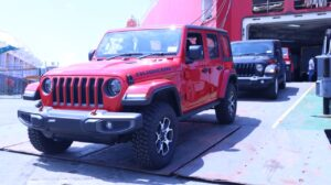 All New Jeep Wrangler akan segera meluncurkan