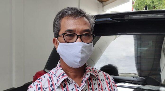 Plt Kepala Diskes Makassar, Agus Djaja Said
