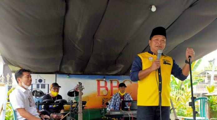 Ketua Tim Perjuangan Rakyat Nico-Victor, Welem Sambolangi