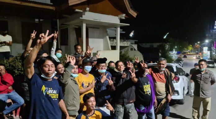 Komunitas muda ke NIVI