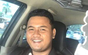 Ketua ADWINDO Bulukumba Rezky Hutama Putra
