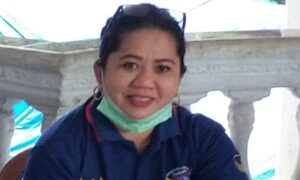 Ketua DPD Nasdem Tana Toraja, Evivana Rombe Datu