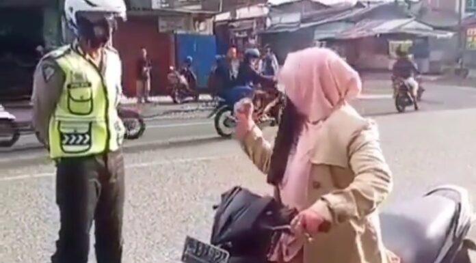 Ditilang Polisi