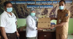 Bantuan Perangkat TI bagi BPP di Kabupaten Bulukumba