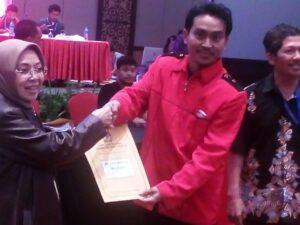 Afner Rerung, tokoh muda sekaligus mantan Liaison Officer (LO) anggota DPD RI Ameli Salurapa.