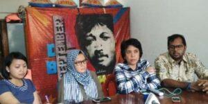 Pelaku Pembunuhan Munir Belum Terungkap, Istri Dorong Jokowi Bentuk TPF