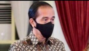 Jokowi vaksin