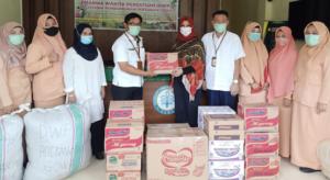 Bantuan Sivitas Akademika Polbangtan Gowa
