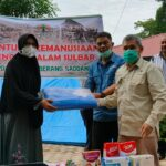 Tim Tadar KLHK Lingkup Sulsel bantu korban gempa Sulbar