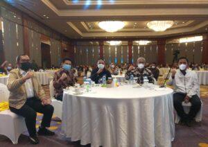 Zainuddin Maliki saat menghadiri acara FGD di Surabaya