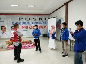 Forum Awardee BU Indotim Salurkan Bantuan Untuktuk Korban Gempa Sulbar