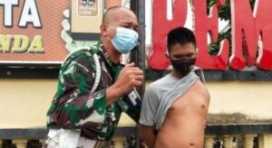 Prajurit TNI
