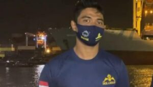 Penyelam dari TNI Angkatan Laut, Mayor Laut Teknik Iwan