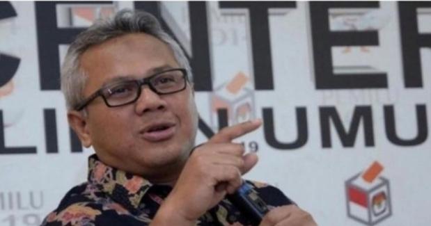 Ketua KPU Arif Budiman