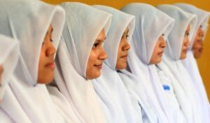 Siswi Jilbab