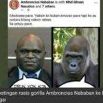 Berkata rasis