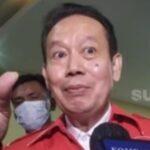 Ketua Umum DPP Projamin (Pro Jokowi-Maruf Amin)Ambroncius Nababan