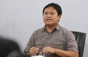 Kepala Biro Humas Kementerian LHK, Nunu Nugraha ( sumber gambar: PPID KLHK)