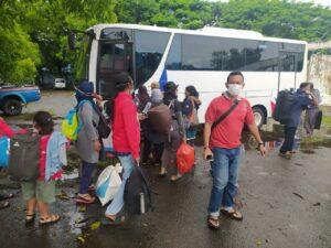 Pengungsi Korban Gempa Sulbar