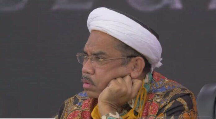 Ali Mochtar Ngabalin