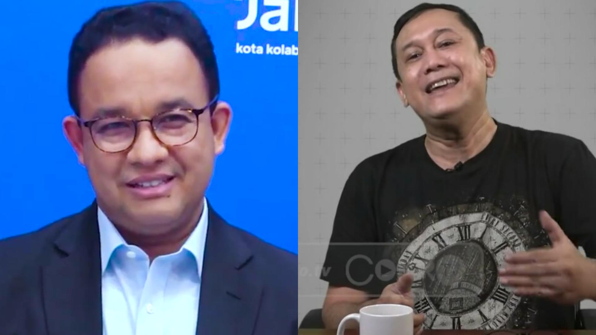 Anies Berlakukan Jam Malam, Denny Siregar: Apa Covid Itu ...