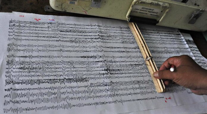 Gempa Kembar Guncang Kabupaten Bandung Sabtu 7 Agustus 2021 Malam
